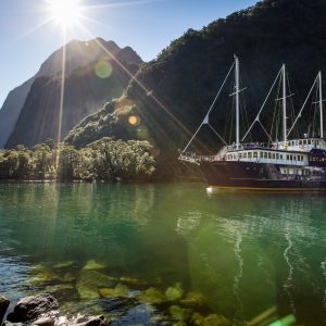 package tour of New Zealand
